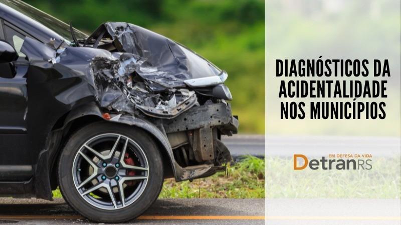 Levantamento inédito mapeia riscos dos acidentes de trânsito em municípios do RS