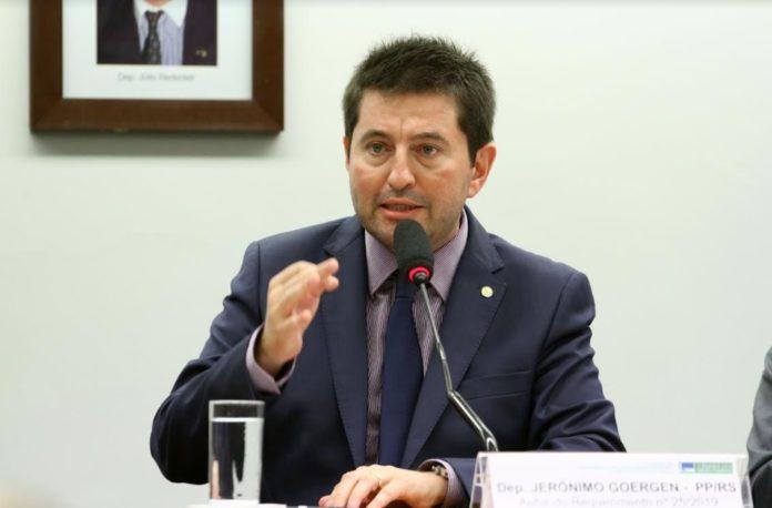 Deputado federal Jerônimo Goergen anuncia que não concorrerá mais a cargos públicos