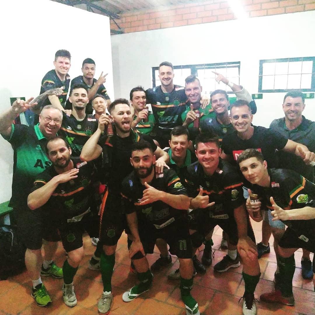 Asaf de Campos Borges fecha a primeira fase da Taça TG de Futsal com a melhor campanha geral