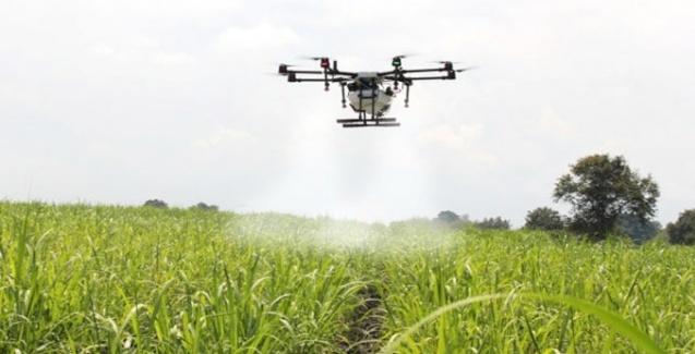 Drones estão regulamentados para atividades agropecuárias