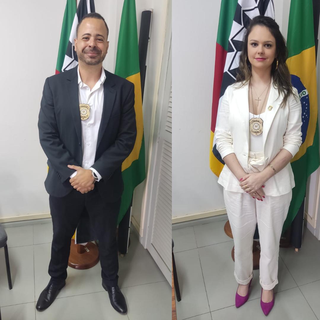 Novos delegados assumem nesta quarta-feira DP´s de Espumoso e Tapera
