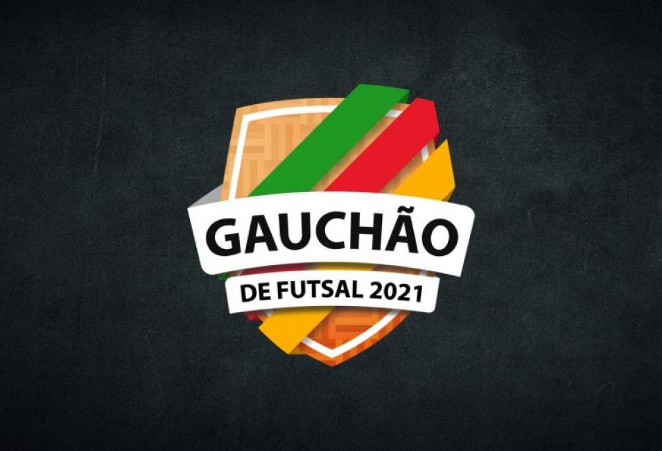 Liga Gaúcha de Futsal projeta confrontos do Gauchão