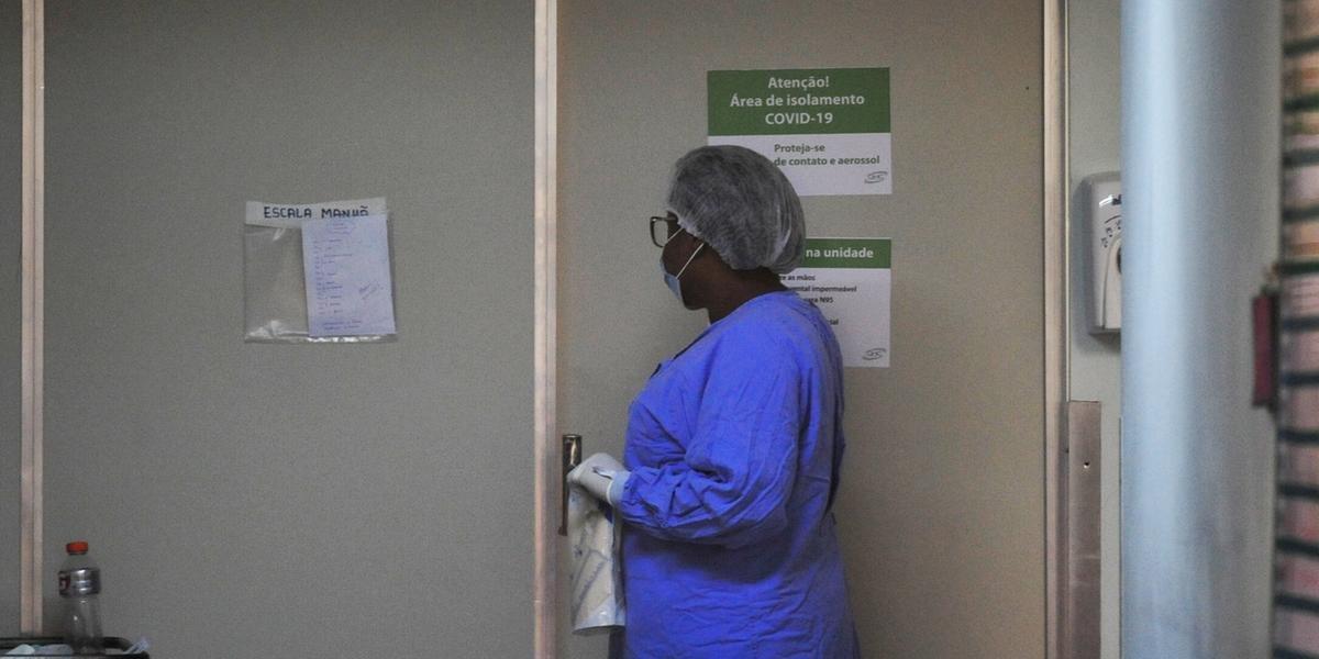RS tem o menor número de pacientes com Covid-19 em UTIs desde julho de 2020