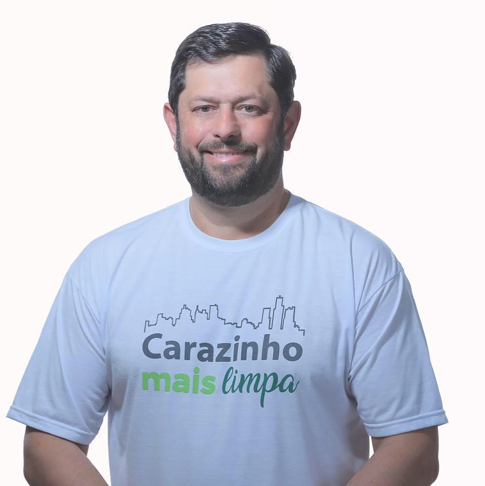Vereador Deninson da Costa fala sobre o IPTU verde e loteria municipal de Carazinho
