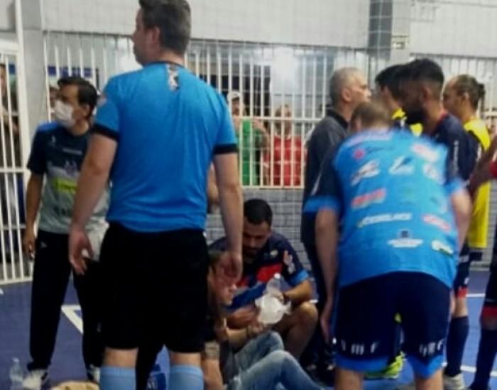 Liga Gaúcha julga caso do jogo Guarany e AMF nesta sexta-feira