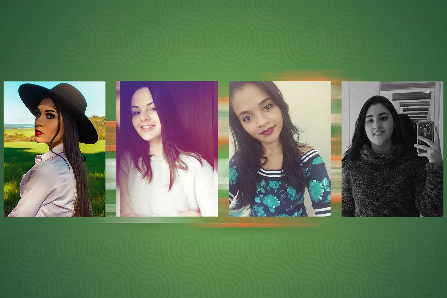 Conhecidas as candidatas à rainha do município de Mormaço