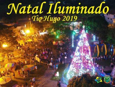 Dia 29 de novembro abre o Natal Iluminado de Tio Hugo