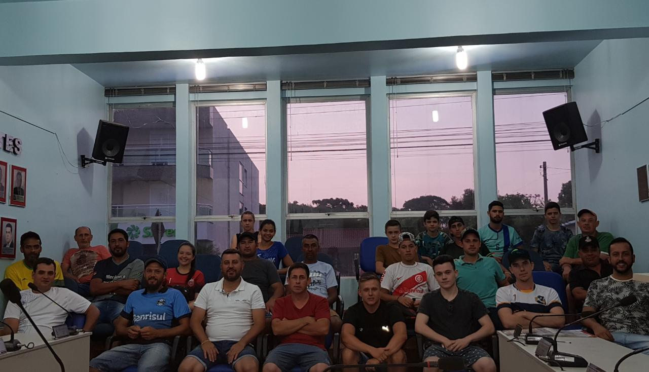 Campeonato de Futsal de Mormaço começa neste sábado