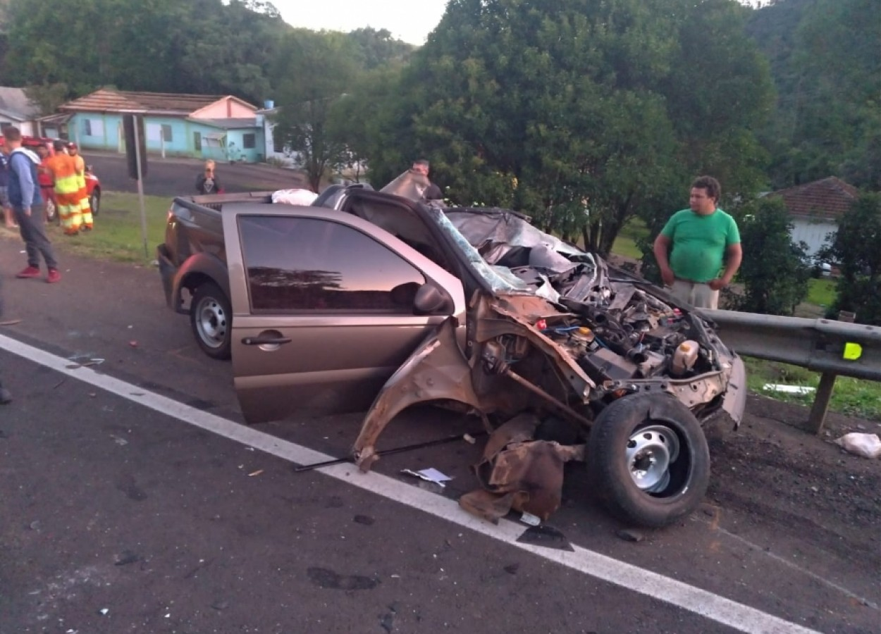 Acidentes de trânsito já mataram nove pessoas no Rio Grande do Sul neste carnaval