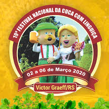 19º Festival Nacional da Cuca com Linguiça será de 02 a 06 de março