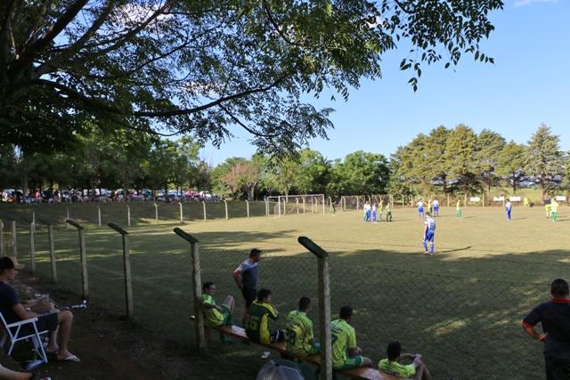 Victor Graeff inicia Campeonato Municipal de Futebol de Campo