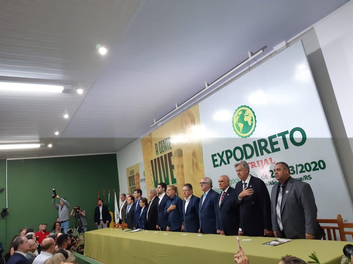 Aberta oficialmente de 02 a 06 de março a Expodireto Cotrijal 2020