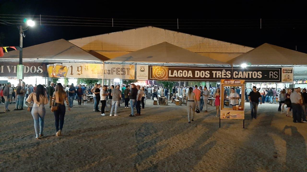 19ª Lagoa Fest encerrou com ótimos resultados em Lagoa dos Três Cantos