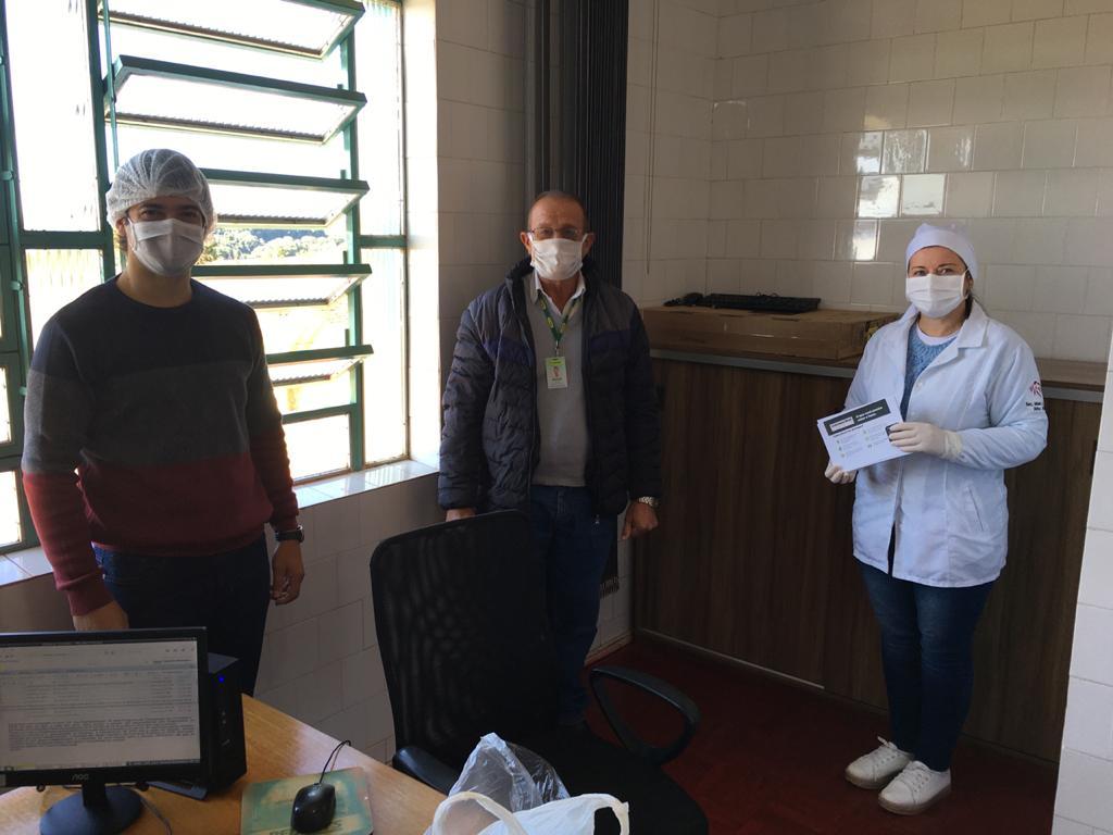 Alto Alegre se mobiliza com a confecção de máscaras aos seus munícipes