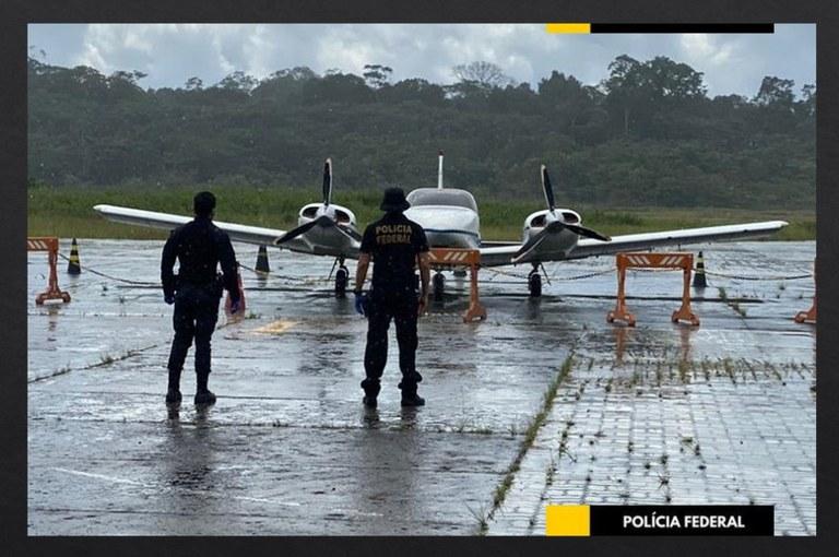 Polícia Federal bate recorde de apreensão de drogas