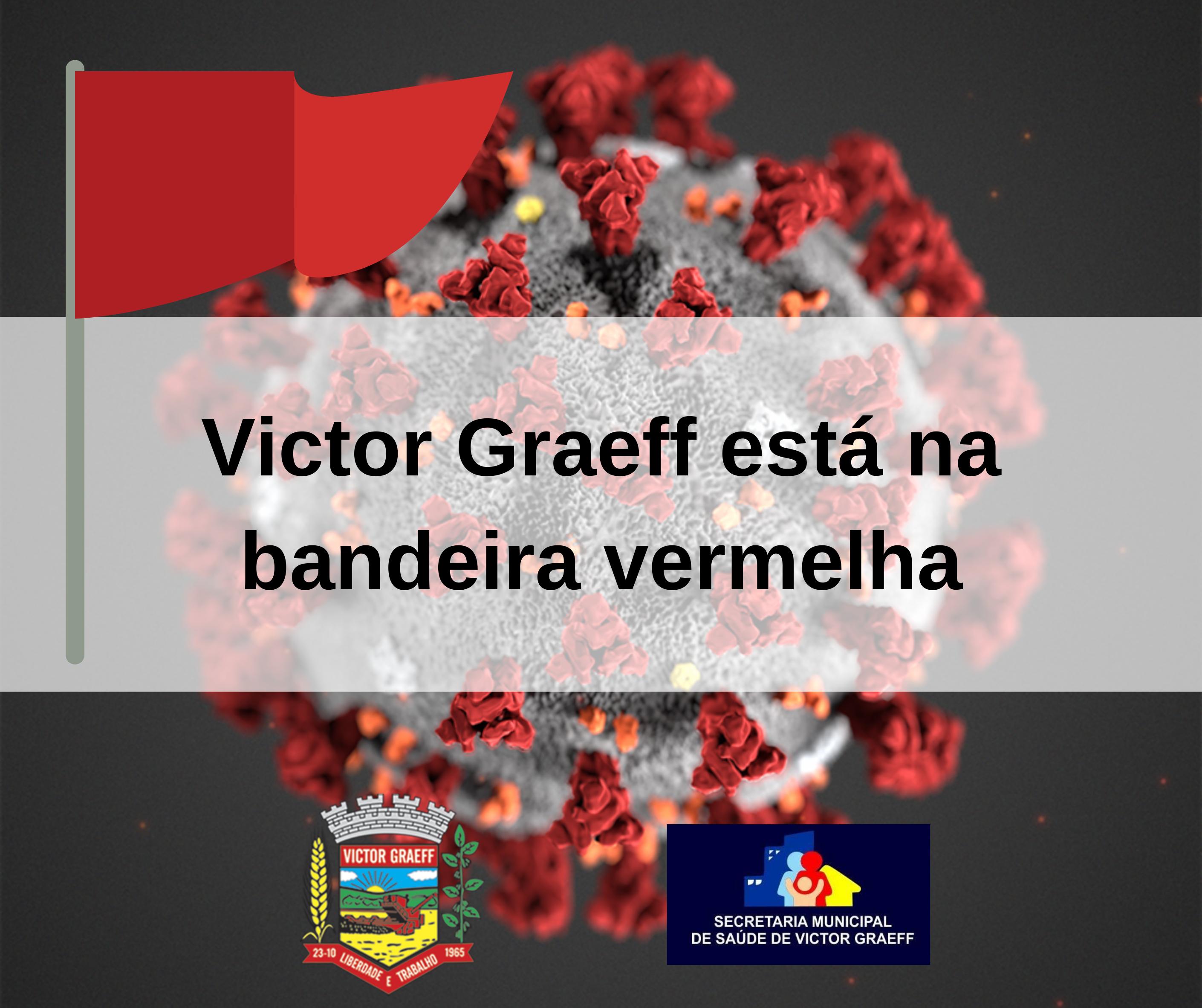 Victor Graeff está na bandeira vermelha