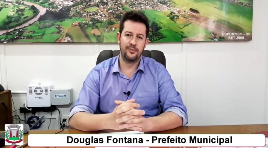 Programa da Prefeitura de Espumoso – 08-08-2020