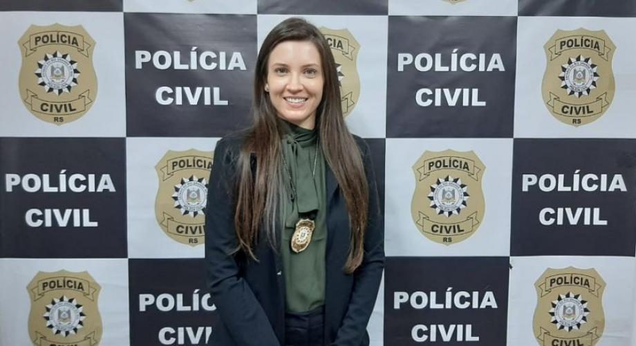 Delegada Jacqueline Pauli deixa DP de Espumoso