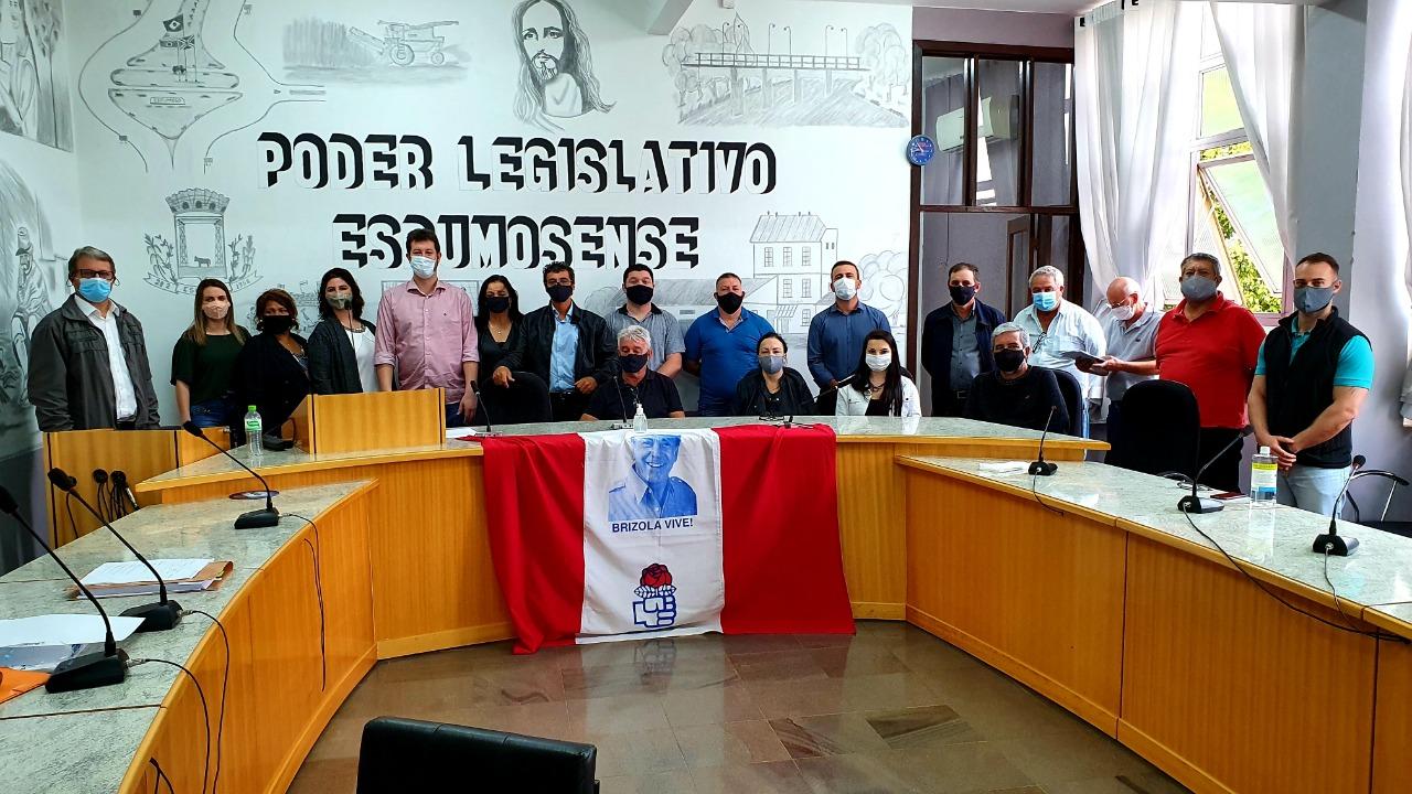 PDT de Espumoso oficializa Douglas Fontana e Zelo,  coligações e vereadores