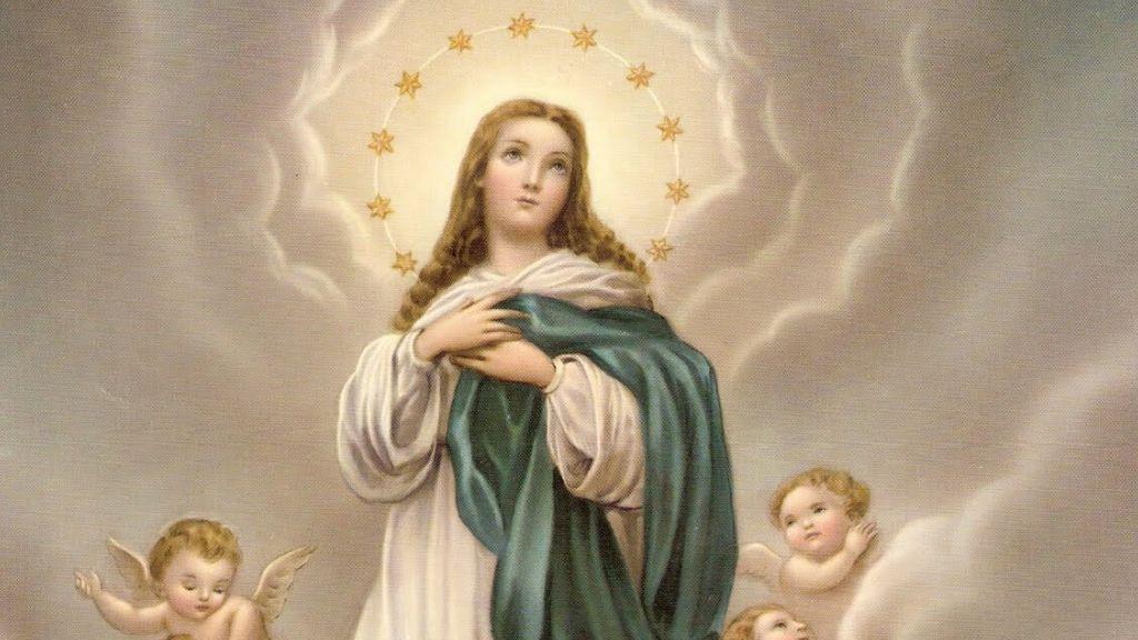 08 de dezembro é dia Nossa Senhora da Imaculada Conceição