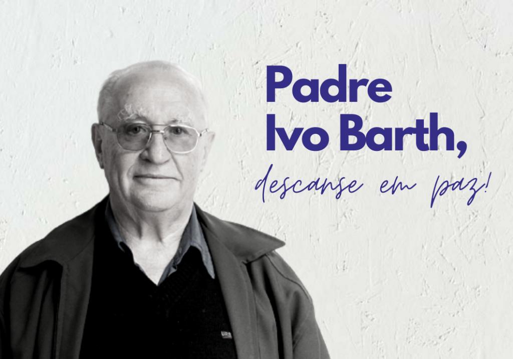 Padre Ivo Barth que atuava em Colorado morre vítima de Covid-19