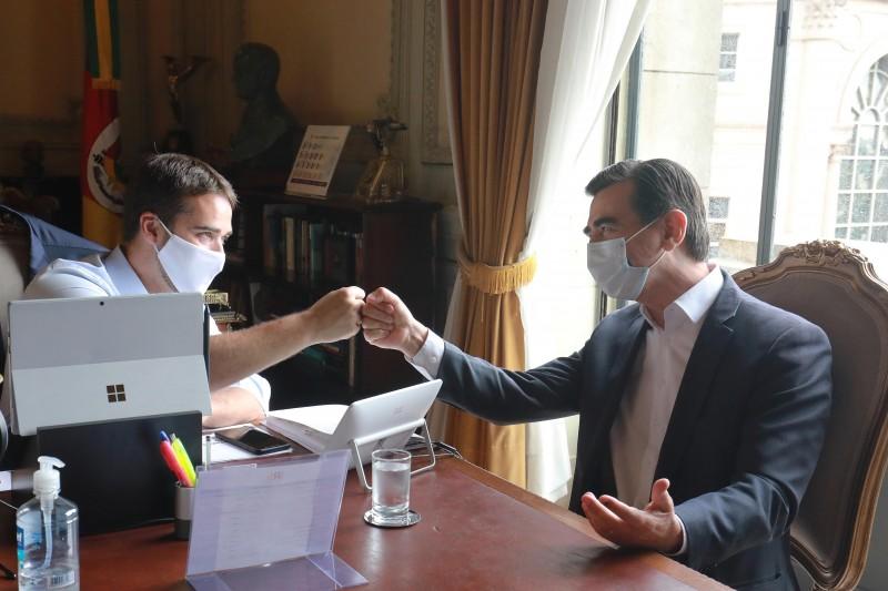 Governador indica secretário Otomar Vivian para a Diretoria de Planejamento do BRDE