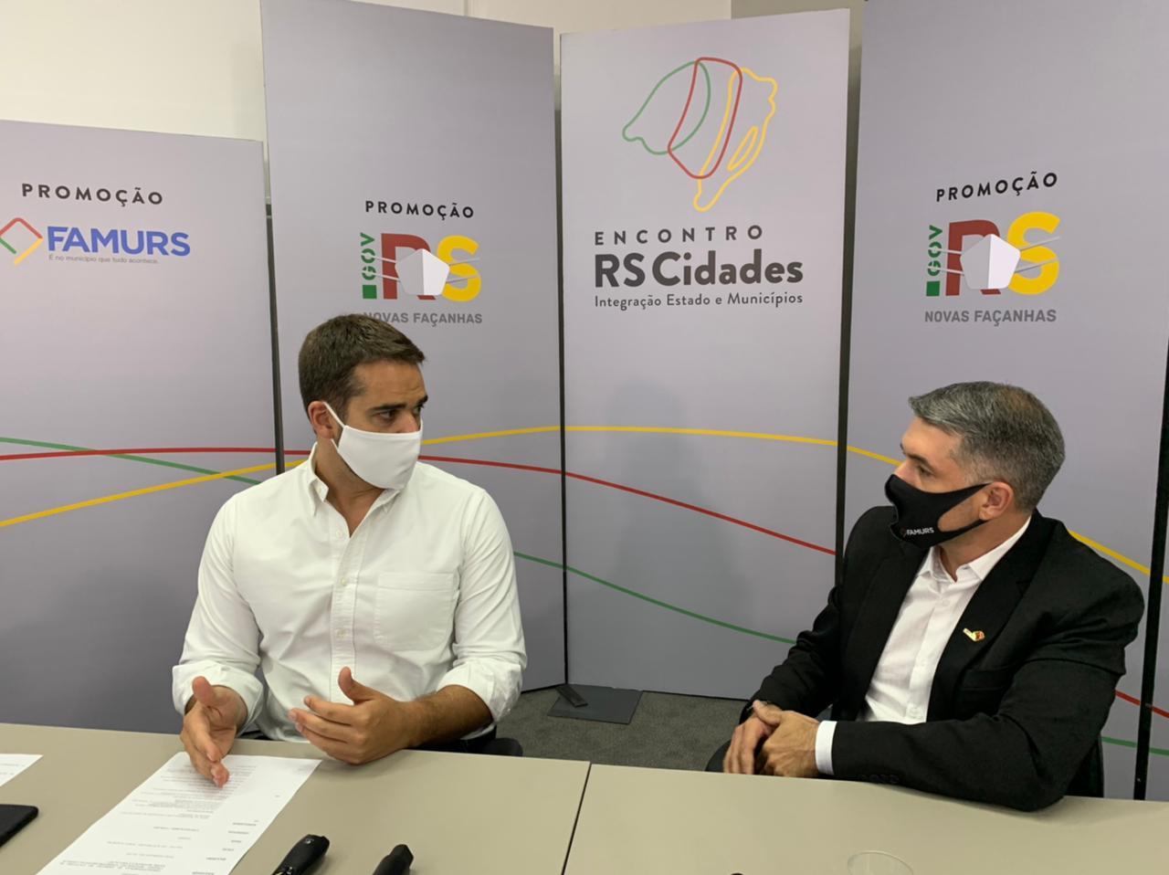 """""""Será o mandato mais difícil das últimas décadas"""", avalia Maneco Hassen em abertura do Encontro RS Cidades"""