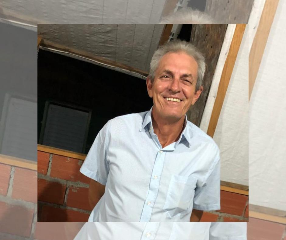 Carlos Alberto Mantelli deixou o Rio Grande do Sul há 34 anos para buscar melhores oportunidades em Goiás