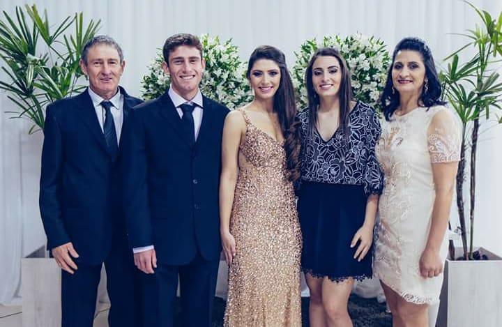 Sucessão familiar: Produtor Ademar José Feltrin destaca que em sua propriedade já está acontecendo