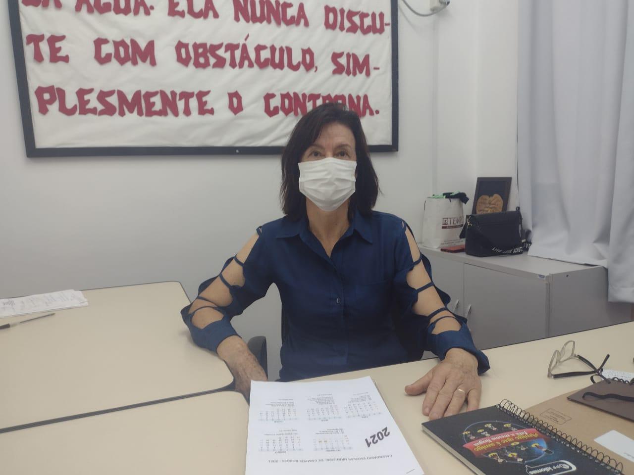 Secretaria de Educação de Campos Borges inicia atividades de formação de professores