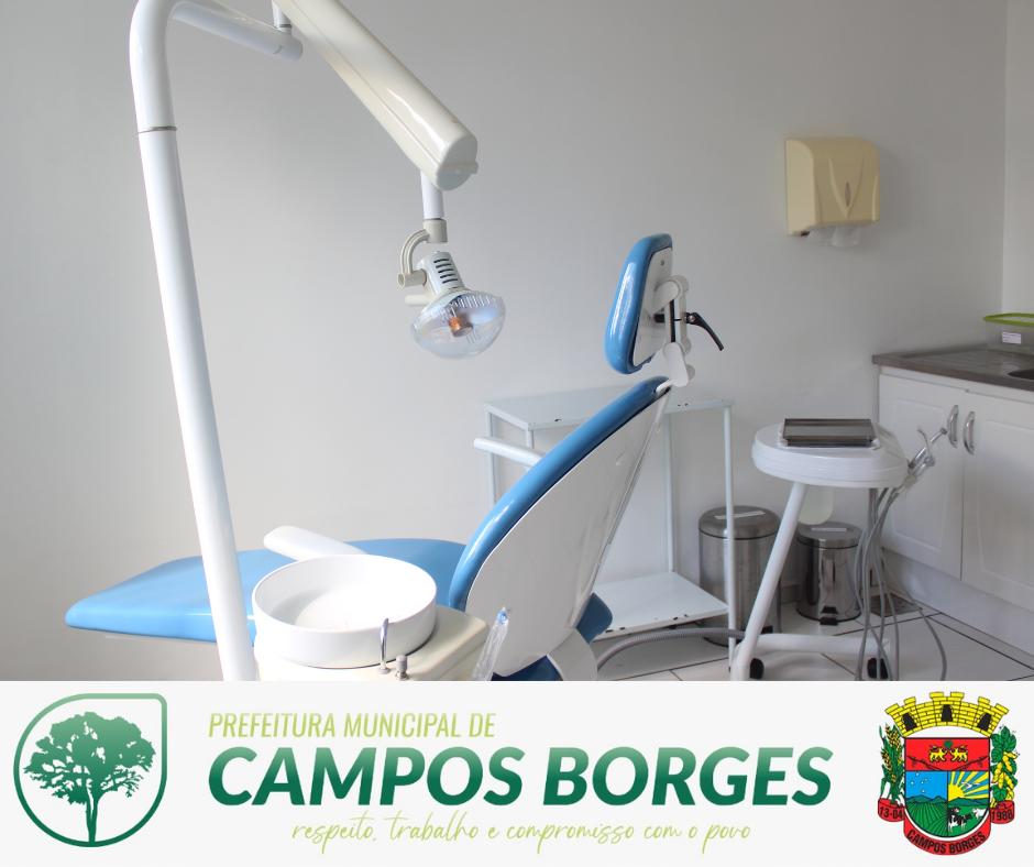 UBS bairro Operária recebe consultório odontológico em Campos Borges