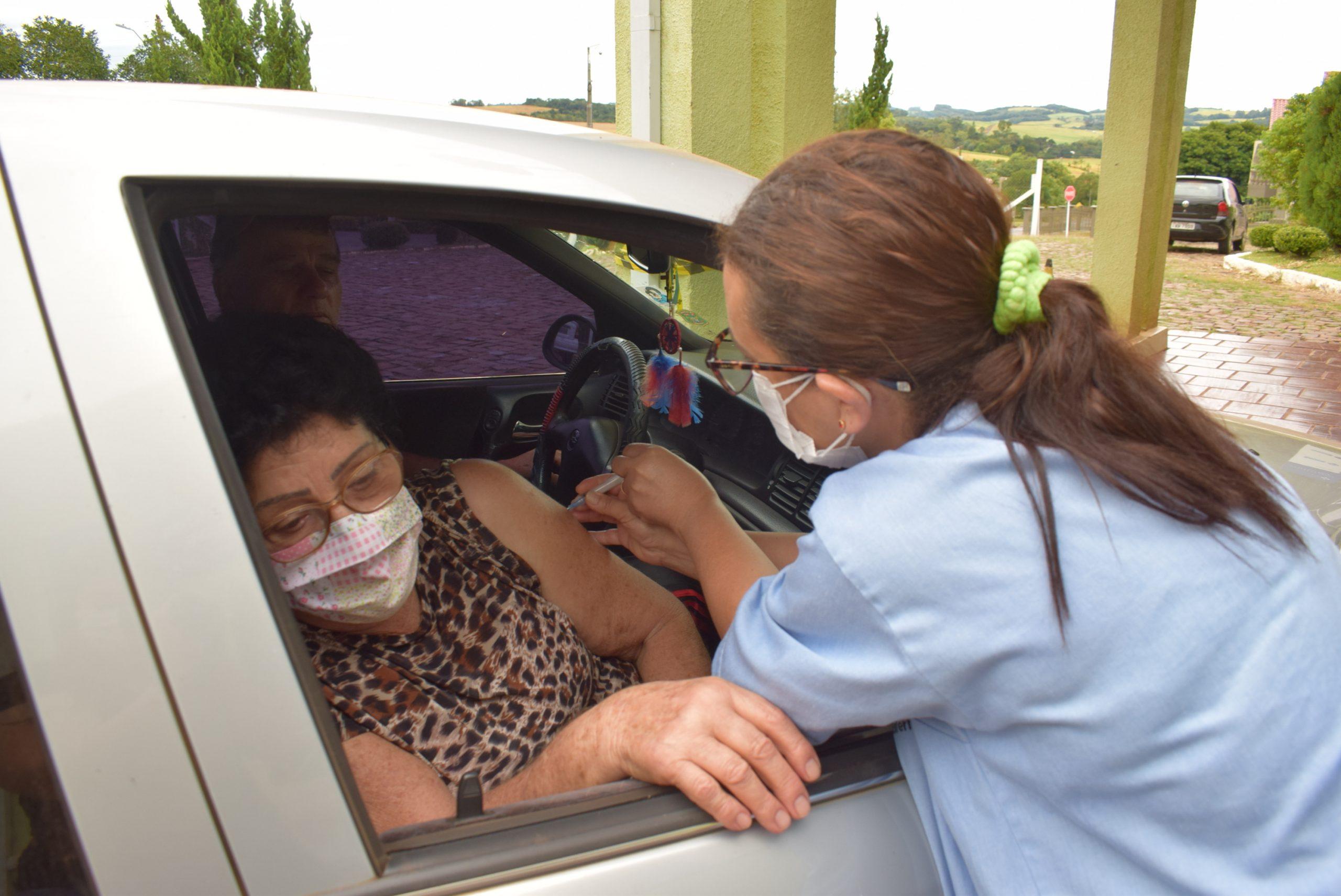 Alto Alegre completa aplicação de 200 vacinas contra a Covid-19