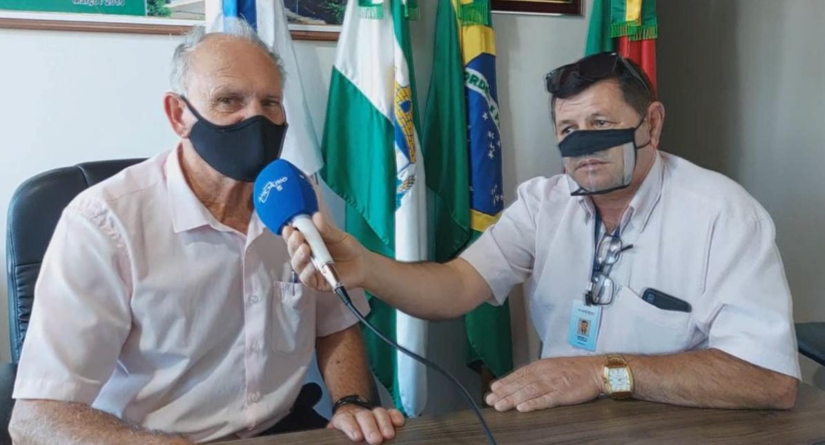 Prefeito de Alto Alegre diz estar trabalhando com muita dedicação para que o município continue crescendo