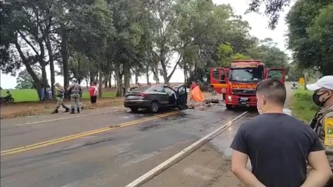 Morre terceira vítima de acidente na ERS 142 em Não-Me-Toque
