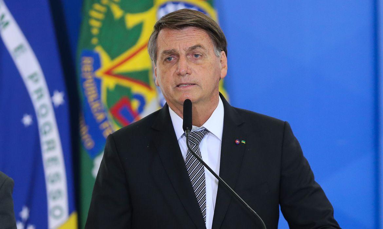 Bolsonaro lidera intenções de voto para presidente entre eleitores de SP, diz pesquisa