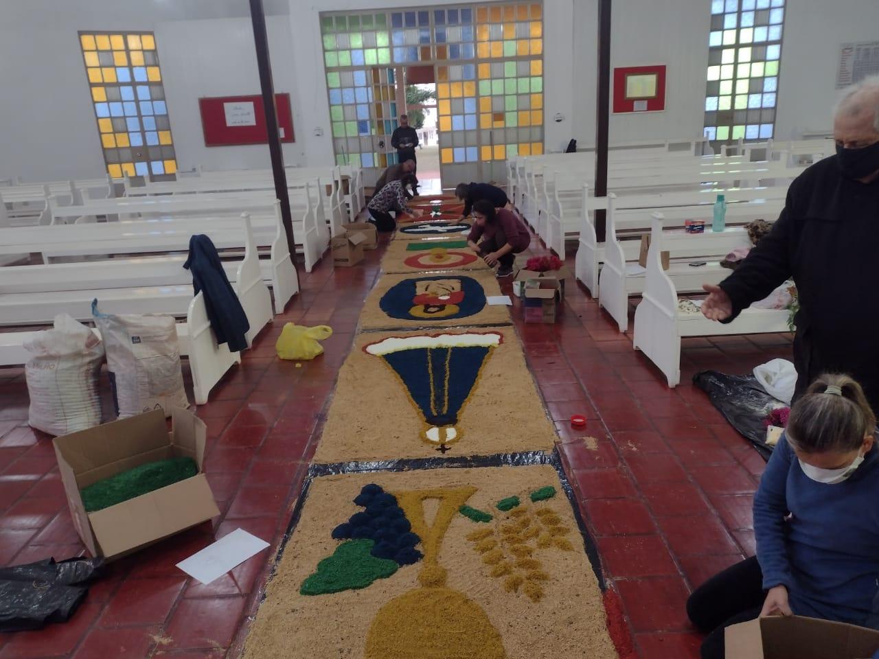 Padre Dino destaca celebração de Corpus Christi em Alto Alegre e sentido da data