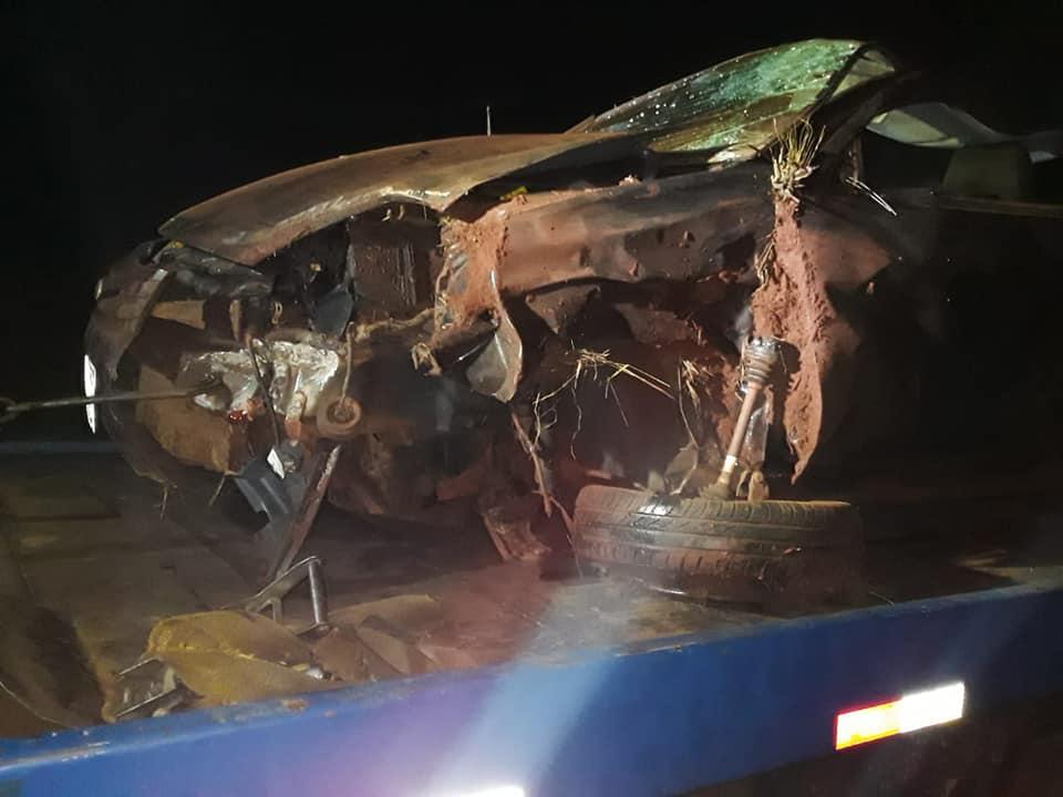 Homem morre em acidente na VRS 824 em Quinze de Novembro