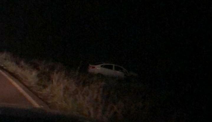 Colisão frontal entre dois veículos, em Arroio da Prata, Espumoso, fere três pessoas