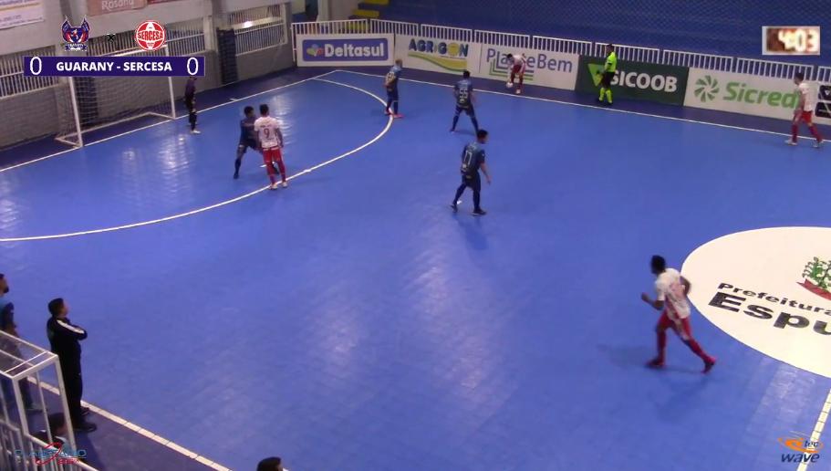 Final Guarany vs Sercesa