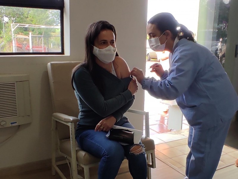 Com imunização dos professores, Alto Alegre ultrapassa 1000 vacinas aplicadas contra a Covid-19