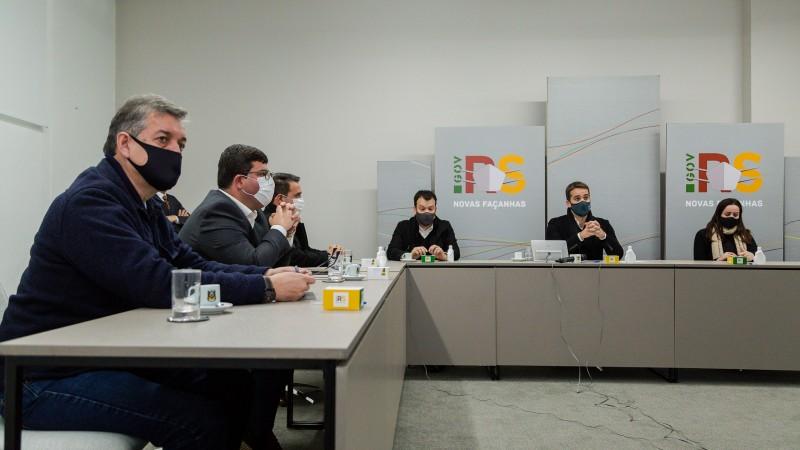Banrisul lança programa de financiamento para as prefeituras gaúchas