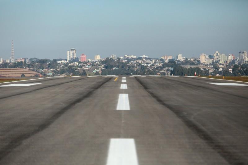 Após ampliação, aeroporto de Passo Fundo será o segundo maior do RS