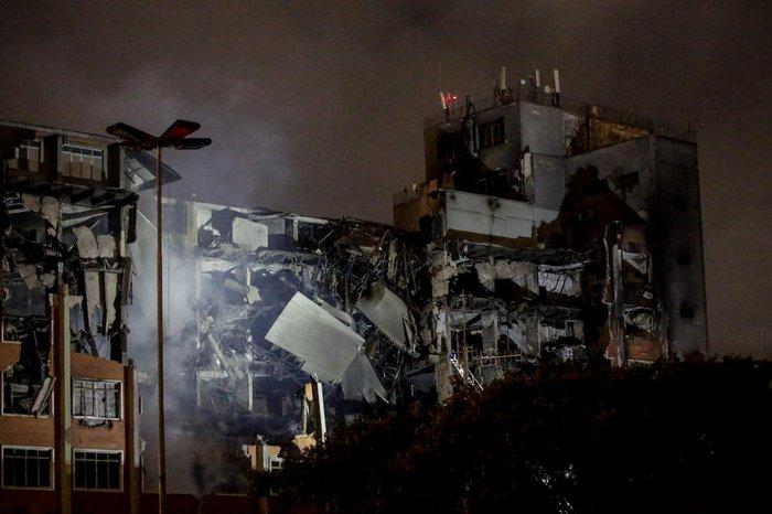 Detran perde 95 mil processos em incêndio na sede da SSP