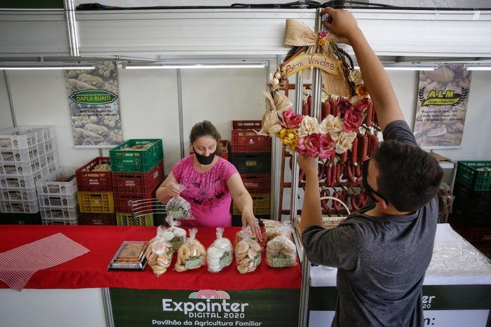Pavilhão da Agricultura Familiar da Expointer terá 216 expositores