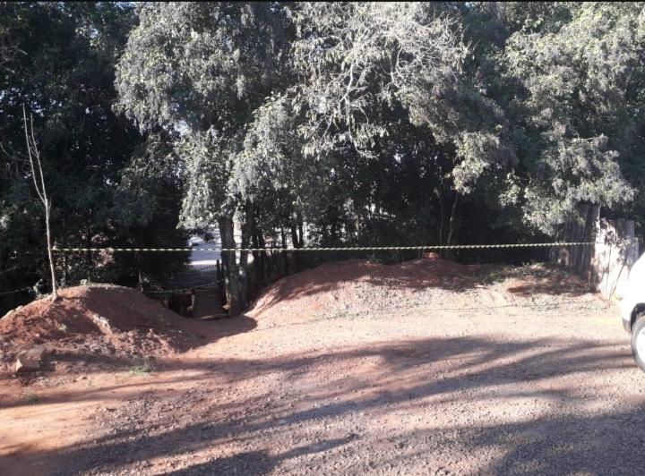 Corpo de um homem é encontrado no Arroio Tapera