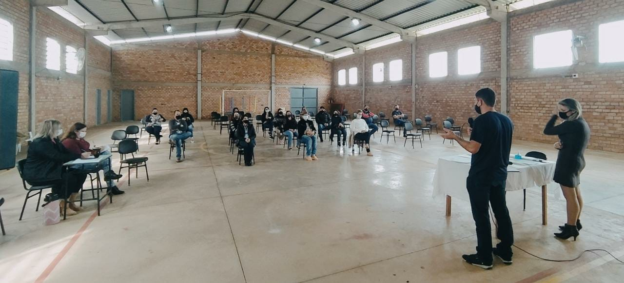 X Conferência  Municipal de Assistência Social de Campos Borges esta sendo organizada