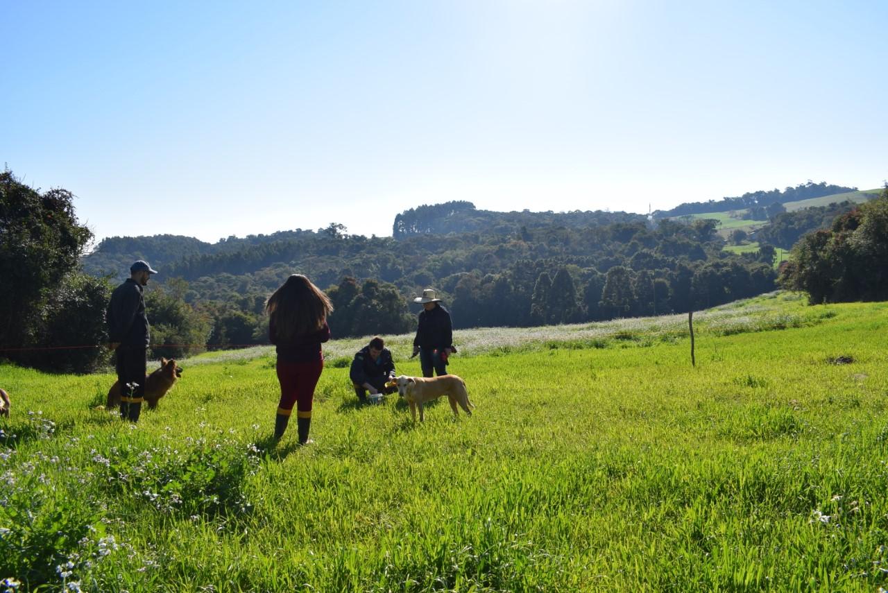 Secretaria de Agricultura e Emater têm convênio para Análises de Solos