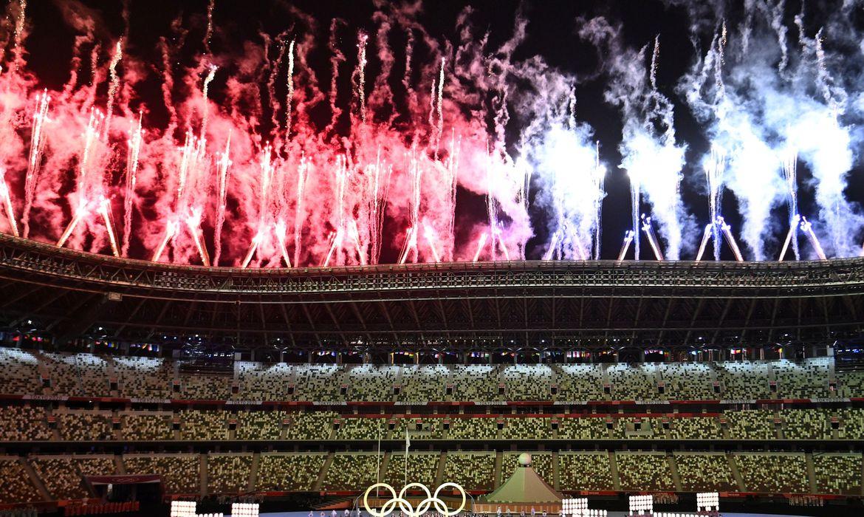 Iniciaram os Jogos Olímpicos de Tóquio