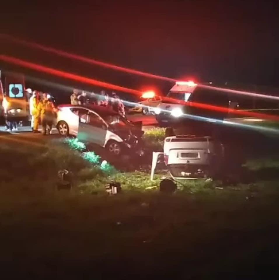 Acidente com dois veículos, deixa uma morta e cinco feridos na ERS-223 em Selbach