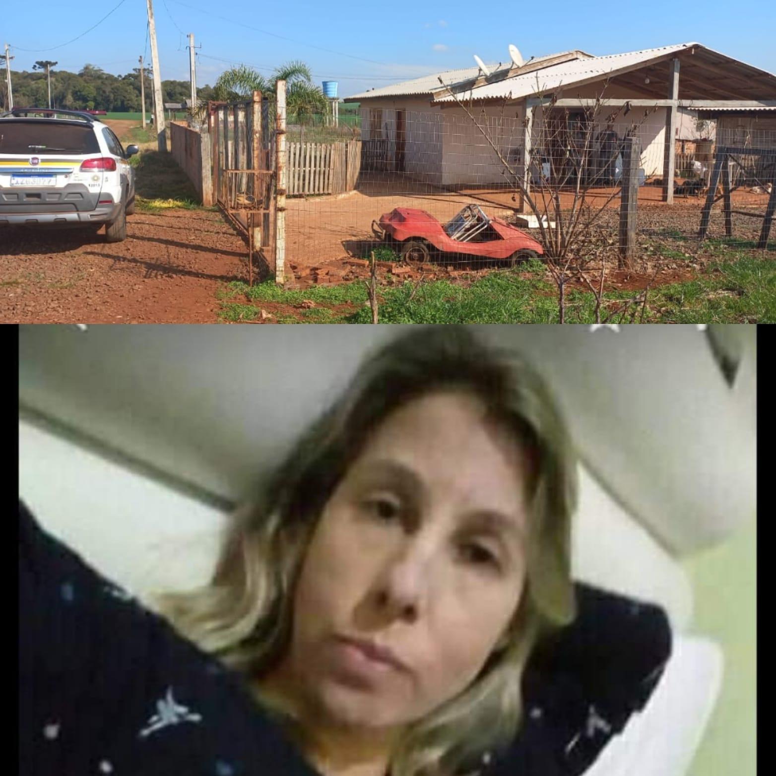 Mulher é encontrada morta dentro de casa em Espumoso